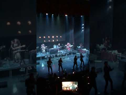 NKOTB opening  Hangin Tough 30th Anniversary at the Apollo 10718