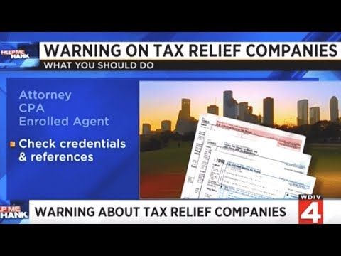 Warning about Tax Resolution Scams from Tax Attorney Venar Ayar