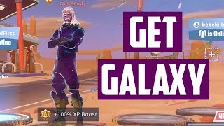 Fortnite Skin Hack PC - c'est Galaxy Time!