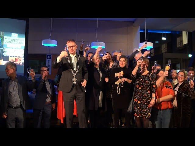 Nieuwjaarstoespraak Burgemeester van der Kamp 2020