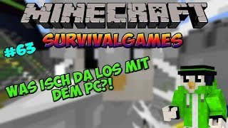 Was isch da Los?! - Minecraft : SurvivalGames #63