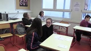 La journée autrement du collège Maurice Clavel d'Avallon (89).
