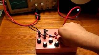 Some simple sounds from the Flower Electronics Jealous Heart