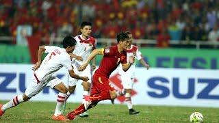 Laos vs Vietnam: AFF Suzuki Cup 2014 Highlights