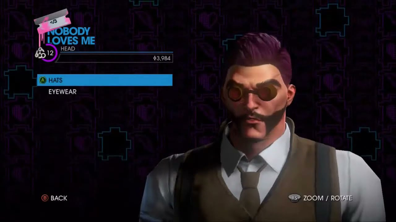 Saints Row 4 Co-op Playthrough (with commentary): Noisy Cricket ...