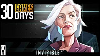 Invisible Inc. Gameplay Impressions - HIGH STAKES STEALTH TACTICS - 30 Games in 30 Days (1/30)
