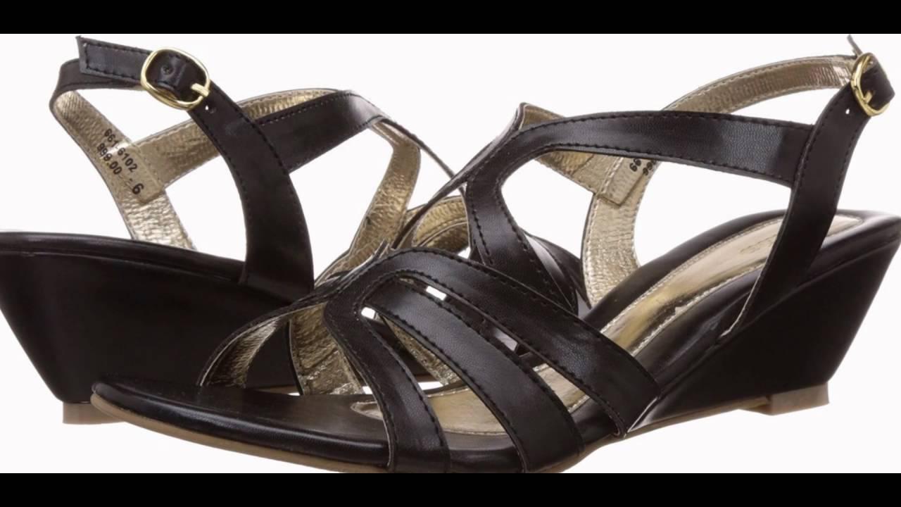 93646d6a2e88 Bata Women's Kourtney Fashion Sandals - YouTube