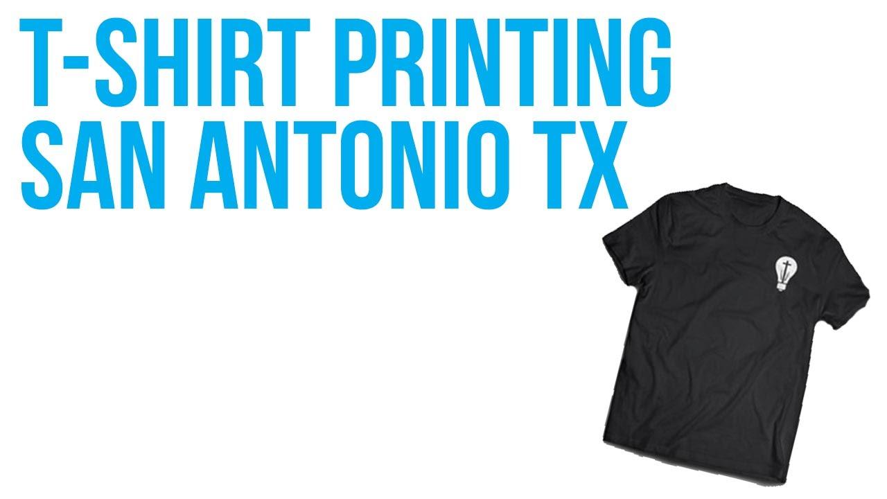 t shirt printing san antonio tx 210 202 1800 la luz