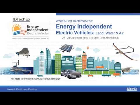 World's First Conference on  Energy Independent Electric Vehicles  Land, Water & Air, an overview