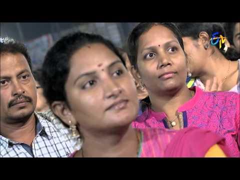 Raghu Kunche,Ranina Reddy, Performance - Pathikella Sundhari Song in Ongole ETV @ 20 Celebrations