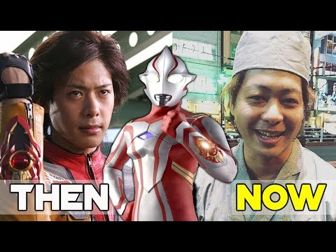 ALL ULTRAMAN HOST - THEN AND NOW !