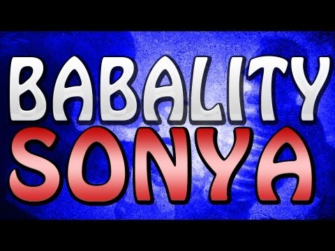 Sonya Blade Babality With Xbox 360 And PS3 Codes!