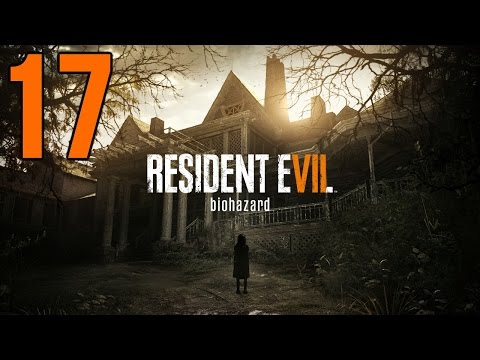 Resident Evil 7 Part 17: Welcome To Paradise (Barn Fight)  [1080p / 60fps]