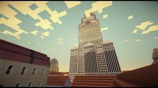 Minecraft : jupiter temple in Roma