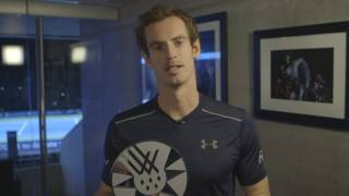 Andy Murray - Scottish Sportsperson of the Year 2016