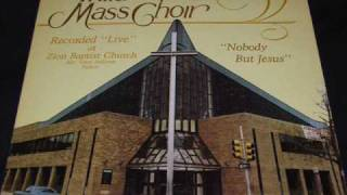 "Philadelphia Mass Choir  ""There Is A Fountain Filled With Blood"""