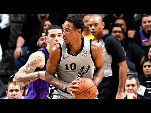 DeRozan 36 Points! Lakers Blew 15 Point Lead! 2018-19 NBA Season