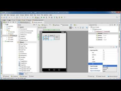 android-app-development-for-beginners---17---gridlayout