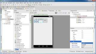 Android App Development for Beginners - 17 - GridLayout