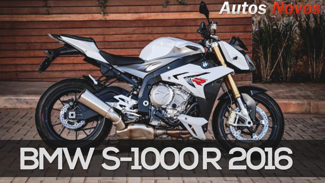 Bmw S1000r 2016