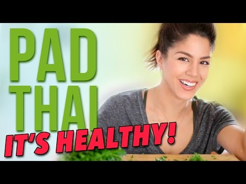 How to Cook: Healthy Pad Thai