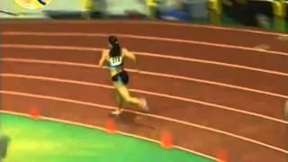 400м Женщины Финал - Чемпионат Украины 2015 Сумы
