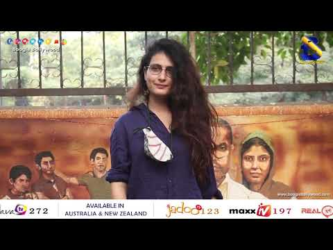 Fatima Sana Shaikh spotted At Mukesh Agra Office I Boogle Bollywood