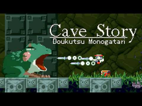 Cave Story OST - T12: Eyes Of Flame (Boss Theme #2)