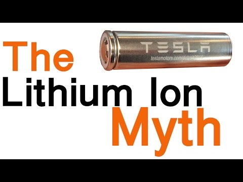The myth of lithium ion TESLA battery calendar degradation