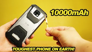 OUKITEL WP6 - A SUPER TANKY PHONE WITH A 10,000mah BATTERY!