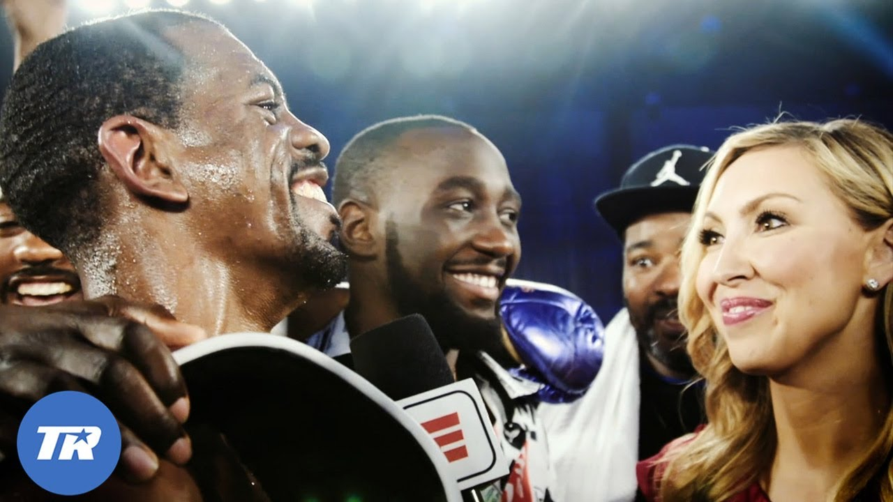 Go Behind the Scenes with Jamel Herring as he upset Masayuki Ito to win Jr. Lightweight Championship