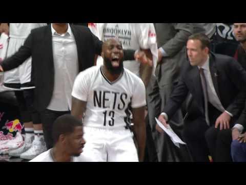 Boston Celtics vs Brooklyn Nets | March 17, 2017 | NBA 2016-17 Season