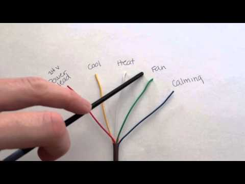 hqdefault?sqp= oaymwEWCKgBEF5IWvKriqkDCQgBFQAAiEIYAQ==&rs=AOn4CLDc2nBTwuc6titF2ryZ3l1sPIl2eQ how to install a programmable thermostat white rodgers white rodgers np100 thermostat wiring diagram at edmiracle.co
