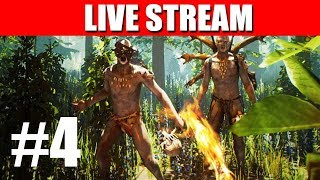 THE FOREST (Survival Game) - First Impressions  Live Stream
