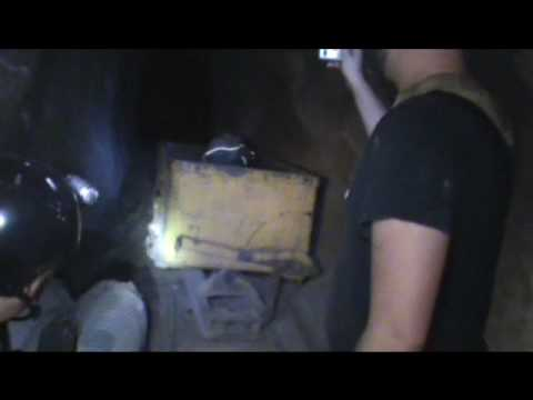 Finding An Ore Cart In The War Eagle Mine