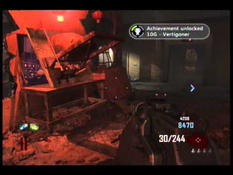 Black Ops 2 Die Rise Teddy Bears and Vertigoner Achievement