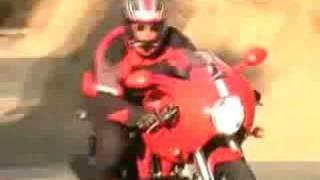 2007 Ducati Sport 1000S Motorcycle Review