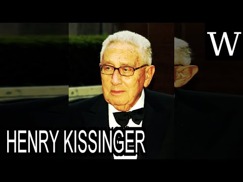 HENRY KISSINGER - WikiVidi Documentary