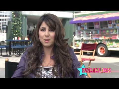 Daniella Monet Talks About Life on Set of Victorious