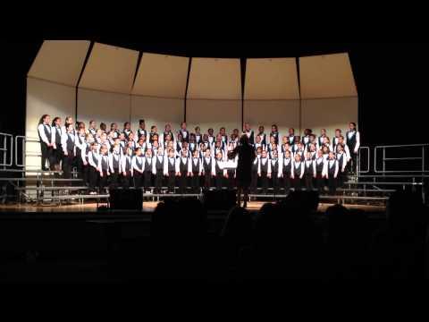 Minka Russian Folk Song Winston Park Chorus 2014