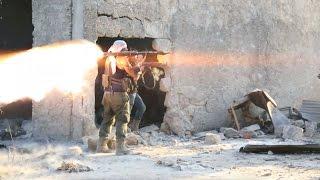 المعارضة المسلحة تكسر حصار النظام في حلب