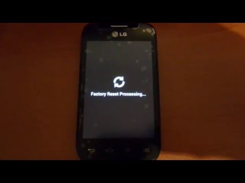 Boot to recovery LG L40
