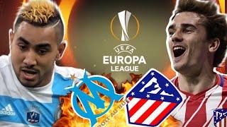 Marsielle vs atletico madrid   europa league final prediction