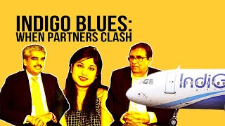 Indigo Blues : When partners clash