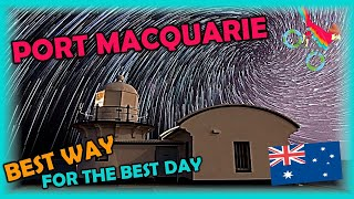 PORT MACQUARIE Australia Travel Guide. Free Self-Guided Tours (Highlights, Attractions, Events)