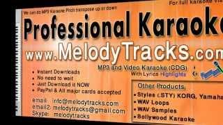 Thoda ruk jayegi to _ Rafi  KarAoke - www.MelodyTracks.com