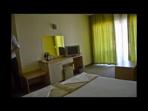 Видео отзыв отеля Luna 4* .Инспекция турагентством Голден Тревелс  Золотые Пески Болгария