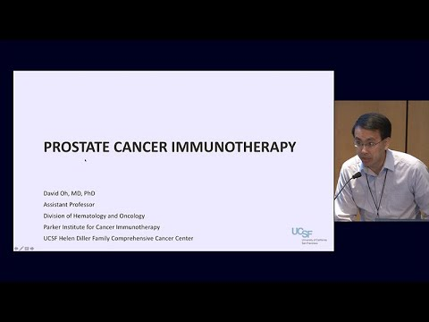 Prostate Cancer Immunotherapy