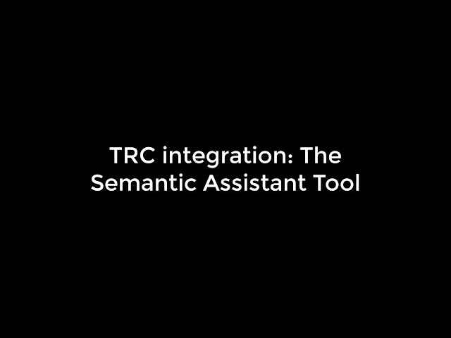 Requirements Manager R2019x -  Integration with Quality Assessment