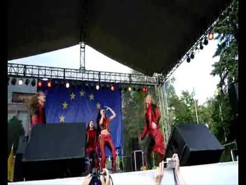 Ruslana - Скажи мені (The Same Star) in Kryvyj Rig